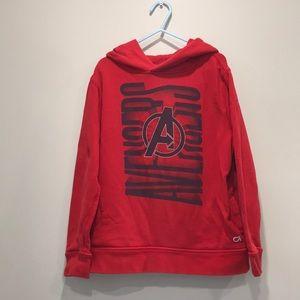 Marvel Avengers hoodie - Gap- Size 6-7